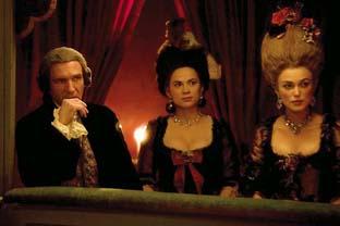映画「ある侯爵夫人の生涯(2008)」