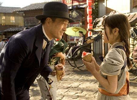 映画「SAYURI さゆり(2005)」