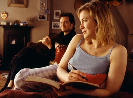 映画「ブリジット・ジョーンズの日記 きれそうなわたしの12か月(1995)」
